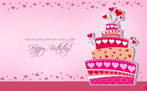 wallpaper bergerak happy birthday happy birthday wallpapers pictures wallpaper cave