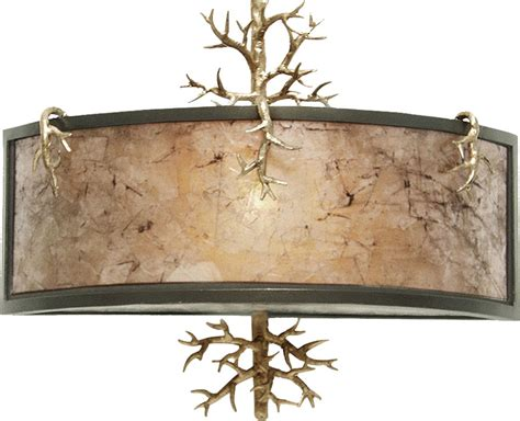 Rustic Wall Sconce Lighting Kalco 6616 Oakham Rustic Bronze Gold Wall Sconce Lighting Kal 6616