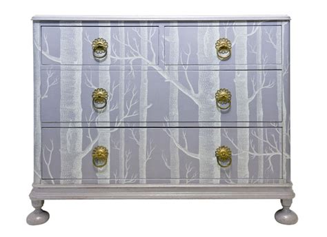 Wallpaper Furniture by Savvy Housekeeping 187 Wallpaper On Furniture