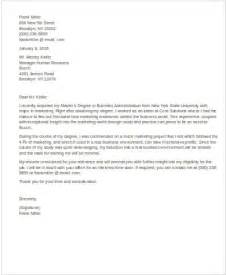 Cover Letter For Mba Marketing Fresher by Cover Letter Of Mba Resume