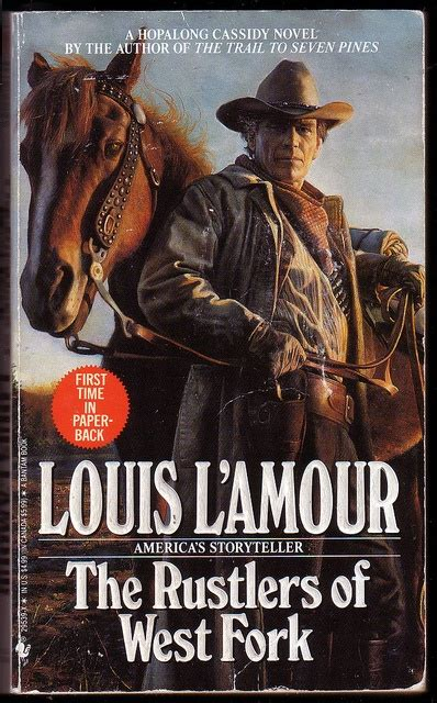 film cowboy amour louis l amour westerns 2 the rustlers of west fork