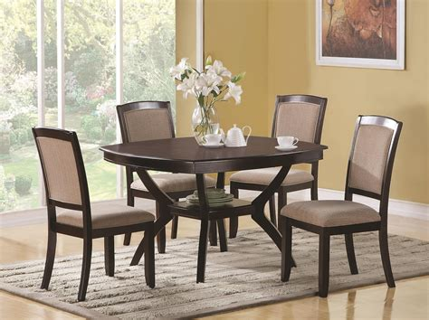 unique dining room set round dining room sets dining room unique dinette