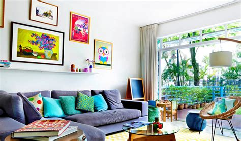 home decoration 5 colourful home decoration ideas