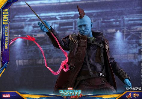 Marvel Guardian Of The Galaxy Yondu marvel yondu deluxe version sixth scale figure by toys sideshow collectibles