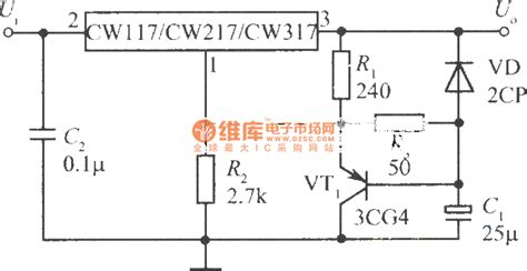 integrated circuit power supply start integrated regulated power supply circuit power supply circuit circuit diagram
