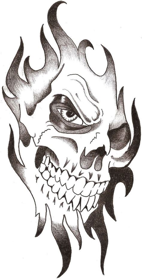 tattoo designs for beginners easy skull designs for beginners amazing