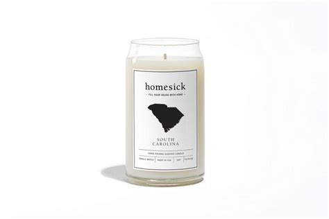 home sick candles homesick candles candles that smell like each state