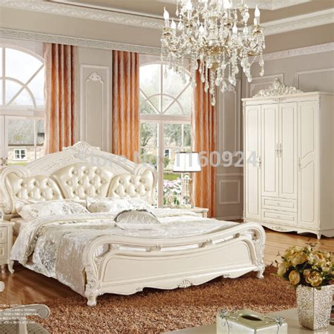 european bedroom sets european style five pieces wood bedroom furniture set