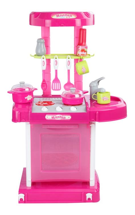 Plastic Kitchen Set by Buy Plastic Kitchen Set With Lights In