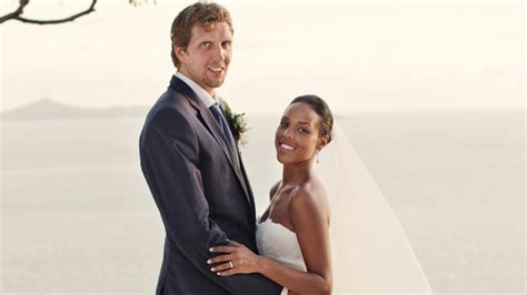 The color of love: Dirk Nowitzki opens up on his
