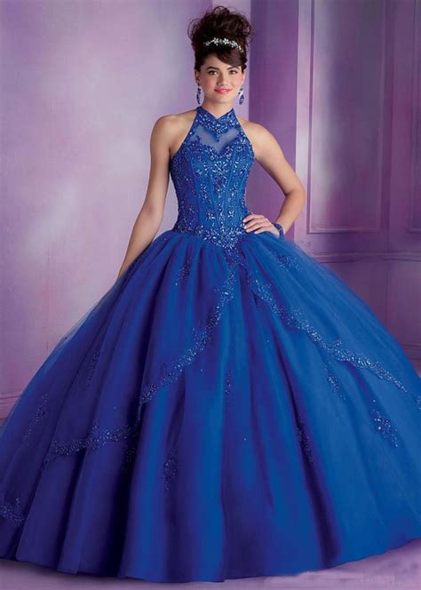 Gown Blue blue gown dressed up