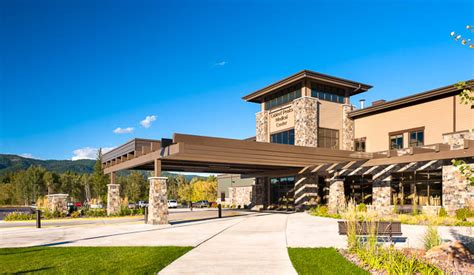 Cabinet Peaks Center by Cpmc Services