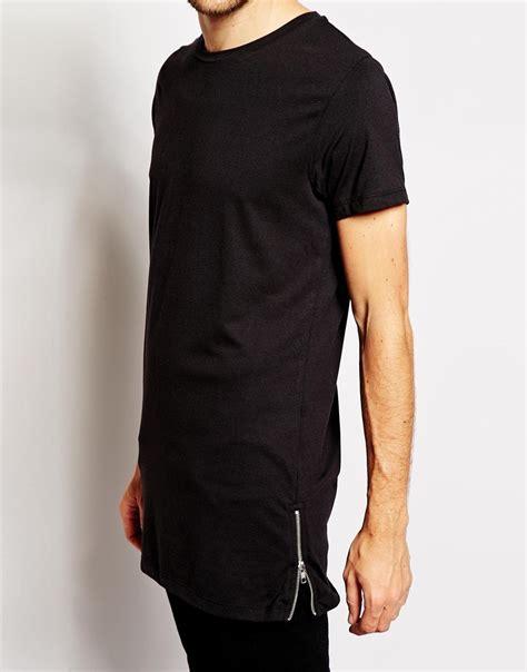 Black Zip Line Shitr buy wholesale zip t shirt from china zip t shirt wholesalers aliexpress