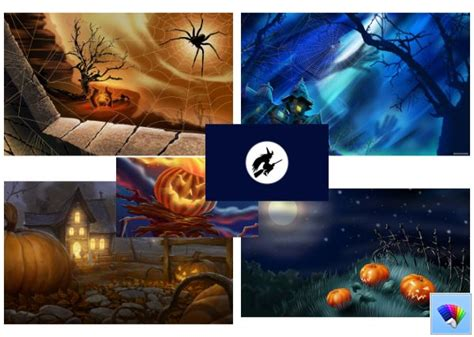 halloween themes for windows windows 8 halloween themes halloween holidays wizard
