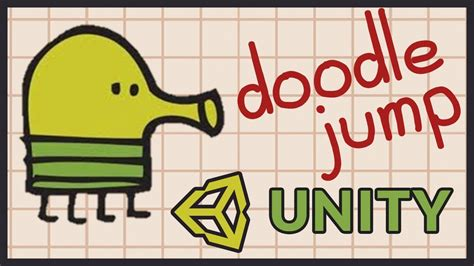 how to draw doodle jump how to make doodle jump in unity livestream