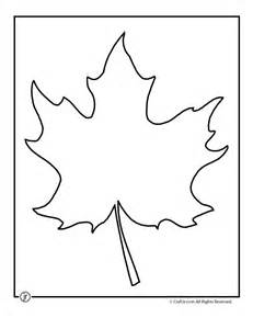 maple leaf cut out template free coloring pages of xpressions