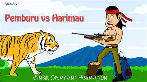 film kartun binatang terbaru gambar kartun harimau lucu terbaru top gambar