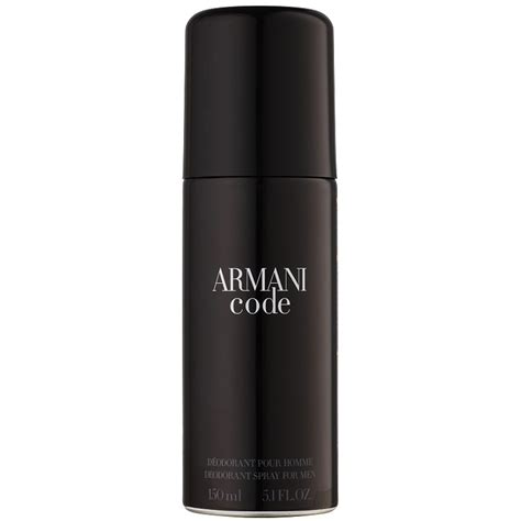 Best Seller Armani Code Original Reject Armani Code D 233 O Spray Pour Homme 97 5 G Notino Fr