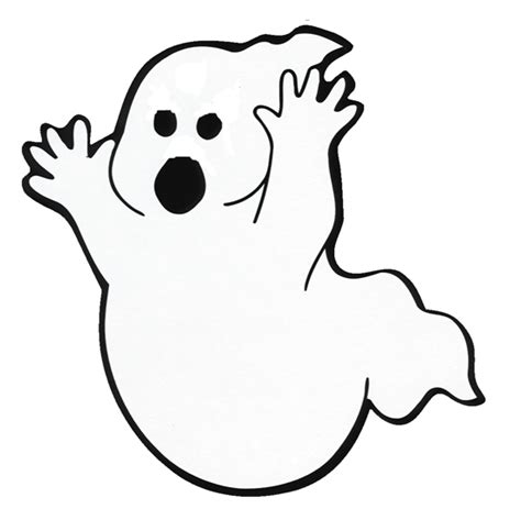 coloring pages ghost simple ghost coloring pages