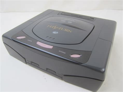 saturn console hi saturn console system hitachi working tested japan