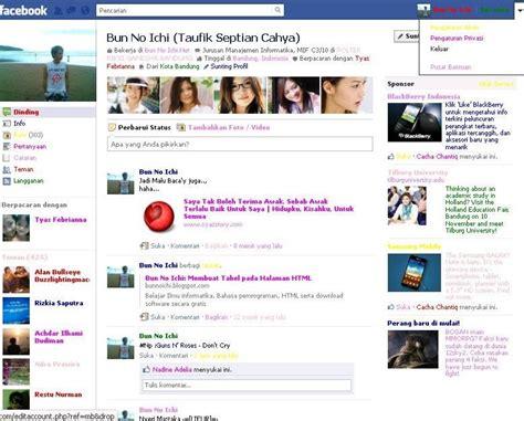 cara membuat link html di facebook cara membuat tulisan berwarna warni di facebook profile