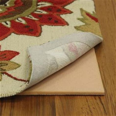 mohawk memory foam rug pad mohawk 1 ft x 10 in x 7 ft 6 in memory foam rug pad discontinued 301071 the home depot
