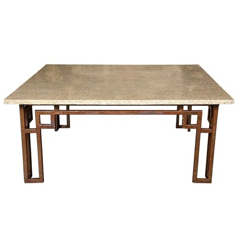 travertine coffee table travertine coffee table jean michel wilmotte
