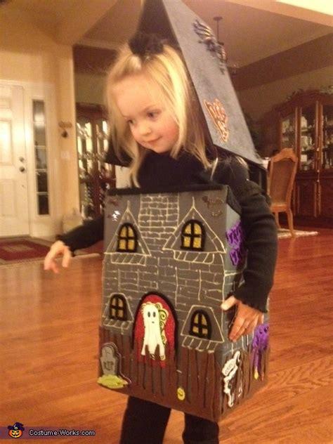 haunted house costume diy photo