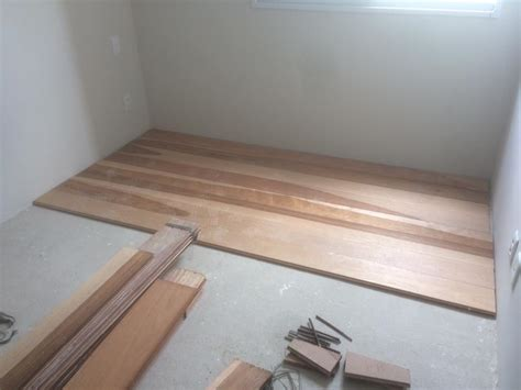 piso de como 233 feita a montagem de piso de madeira