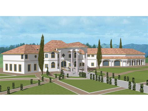 massive house plans massive home plans home plan