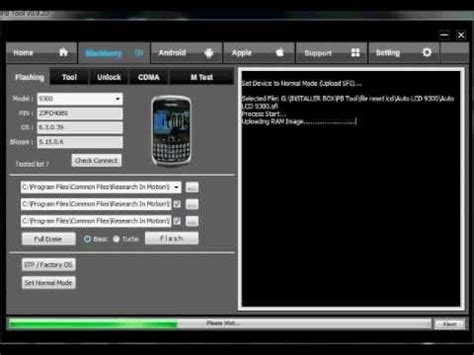 reset blackberry lcd video cara reset lcd bb 9300 dengan pb tool iyan dan