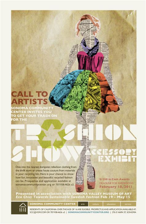 fashion illustration posters posters trashion show the dept