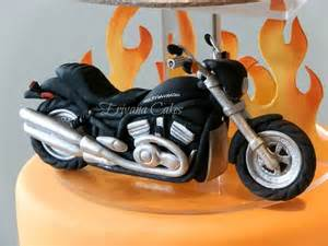 Motorbike Template For Cake by Gumpaste Harley Davidson Motorcycle Cake Motorcycle