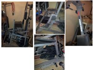 250 weider pro power stack home system for sale in