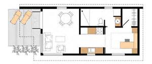 Small Homes Layout Gallery Studio37 A Modern Prefab Cottage Small Modern