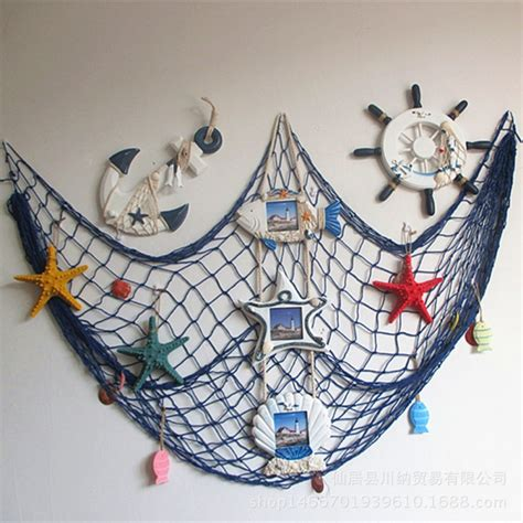 home decor wall hangings home decorations fishing net for home decor wall hangings