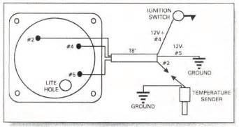 water temperature wiring diagram rotax 582 water temperature wiring diagram rotax