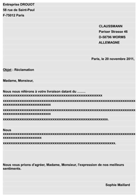 Presentation De Lettre Type Cours 1 La Pr 233 Sentation De La Lettre Commerciale Alnepa P 233 Dagogique D Enseignement Du Fle