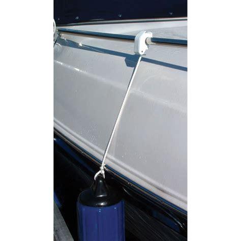 boat fender mounts taylor made rail mount lifeline fender hanger west marine