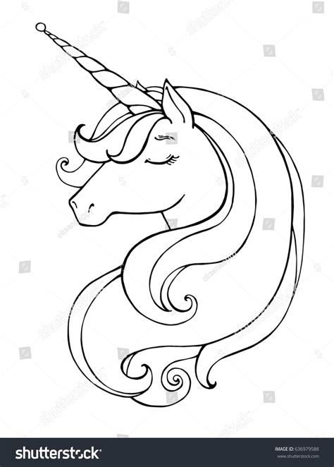 coloring pages  kids unicorn coloring pages  kids