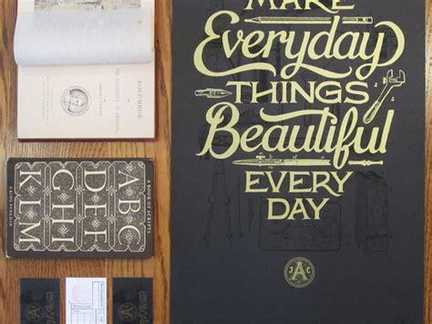 alliteration inspiration gold grains design work