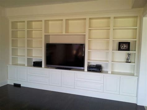 built in wall units built in wall unit kwr custom cabinetry pinterest
