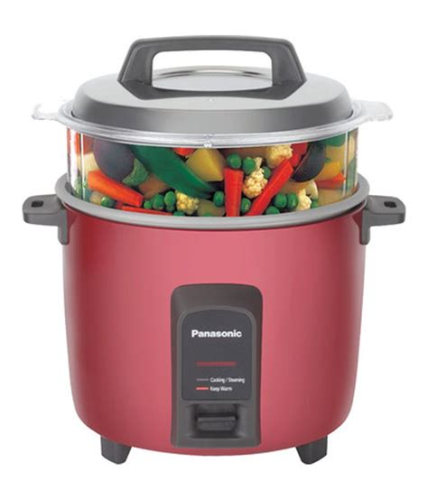 Rice Cooker Cosmos 2 Liter panasonic 1 8 l rice cooker sr y18fhs e price in india buy panasonic 1 8 l rice cooker sr