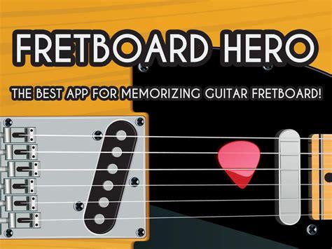 learn guitar game fretboard hero learn guitar notes and memorize fretboard