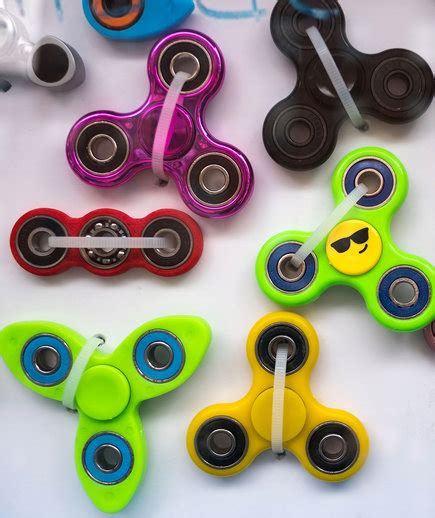 Sale Fidget Spinner 3 Baling Garis the about fidget spinners and anxiety real simple