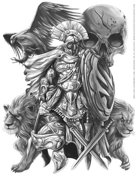 ares god of war tattoo resultado de imagen de ares god of war tatuaje