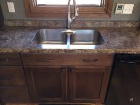 Tuscan Kitchen Island cabinetry