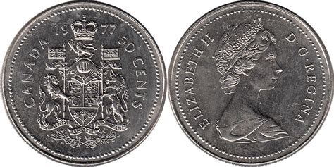 50 cent coin value coins and canada 50 cents 1978 canadian coins price