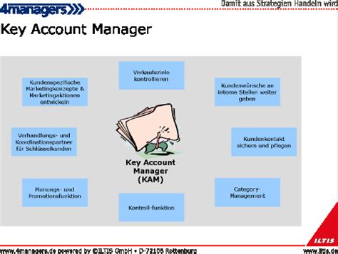 things key account manager