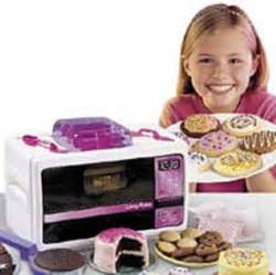 Image result for children playing with easy bake oven